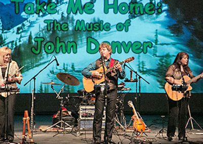 Jim Curry Presents John Denver