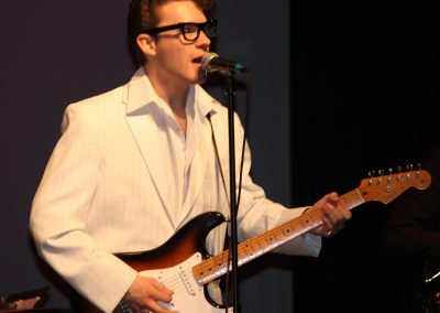 Richie Lee as Buddy Holly